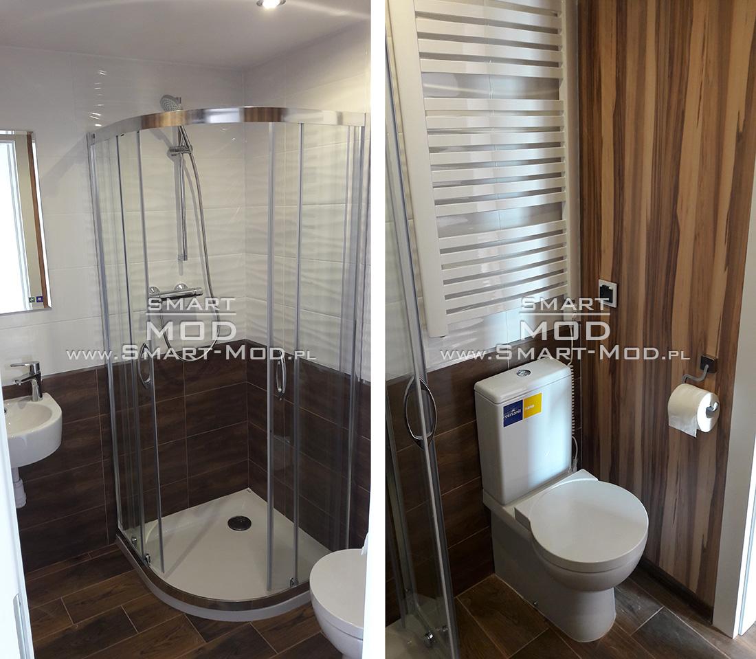 łazienka w domki letniskowe bez pozwolenia na buodwe