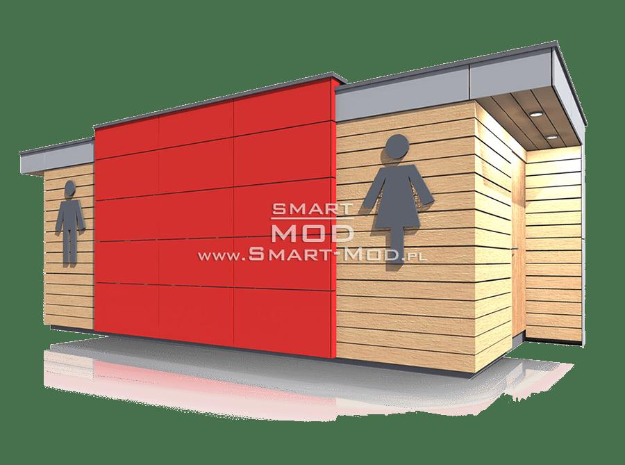 toaleta modułowa publiczna