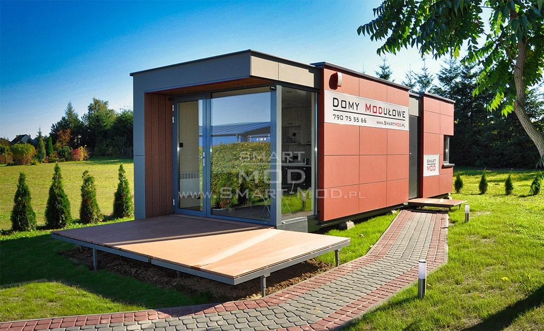 domki letniskowe modulowe smartmod