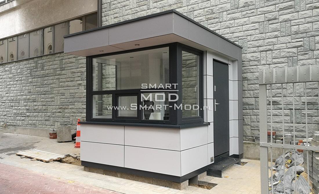 stróżówka modułowa producent smart-mod