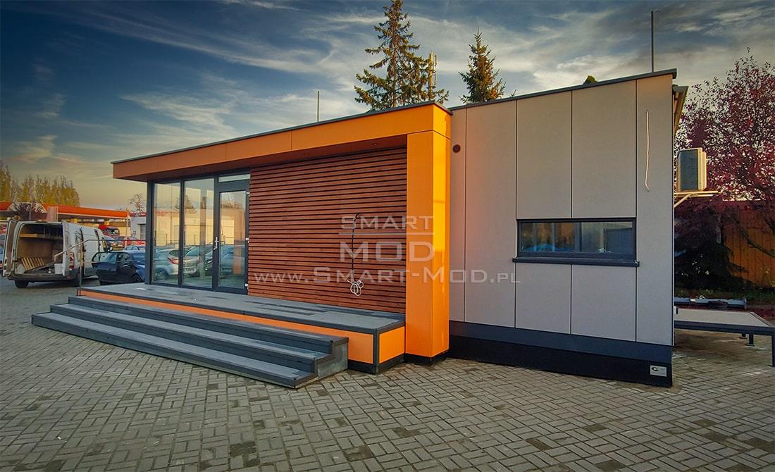 biuro modulowe nowoczesne