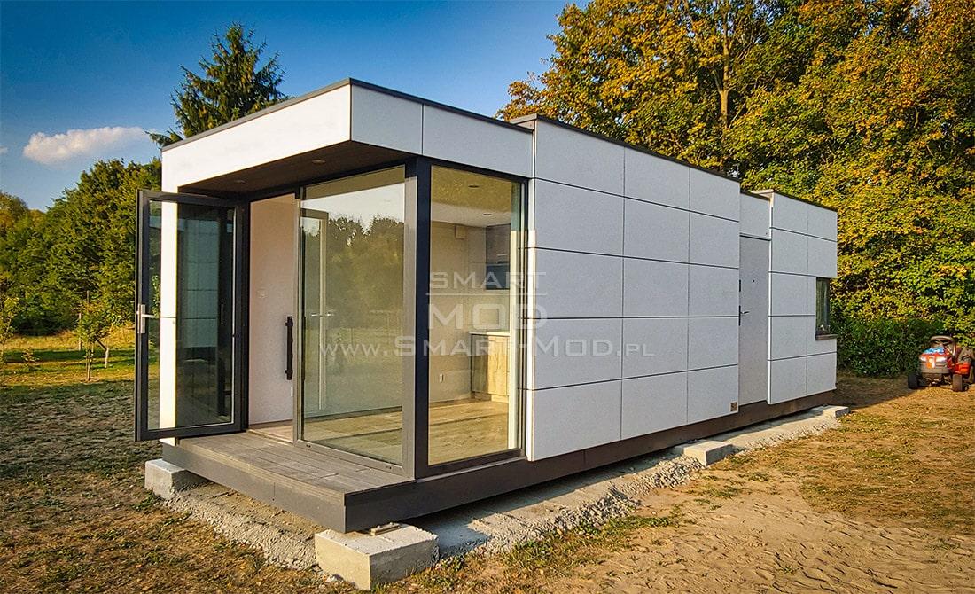 domki letniskowe modulowe