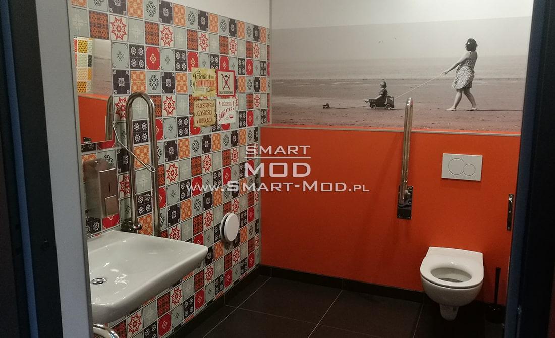 toaleta publiczna modulowa dla niepelnosprawnych