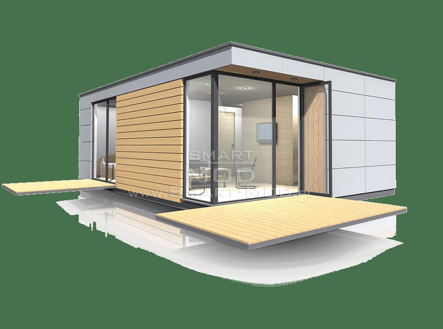 dom modułowy całoroczny